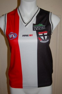 rare and collectable Saints jumper