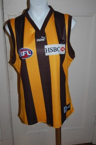 Hawks Home Jumper Jersey