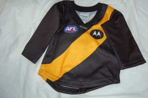 Tigers sash Jumper