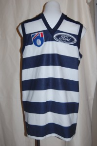 Sam Newman's Old Jumper ?