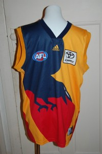 Old style Crows Mascot