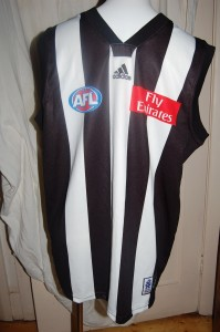 Collingwood Magpies Football Jumper