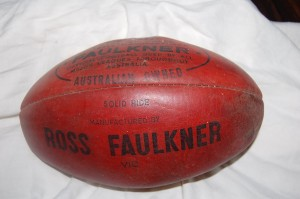 Ross Faulkner Native Brand Vintage Football