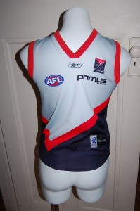Melbourne Demons Jumper Celebrating 150 years anniversary
