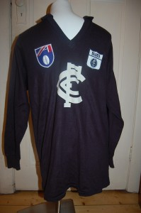 Carlton Blues Original Vintage Jumper ?
