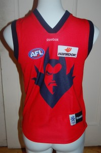 Demons play in Clash Jumper
