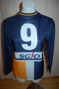 Nic Natinui 's Number 9 for West Coast Eagles