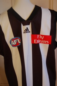 Collingwood for 2010 Premiers?