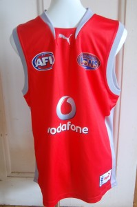 Modern Guernseys will be worn for the Series