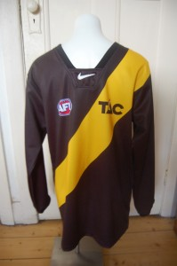 Retro Richmond TAC Sponsors Jumper