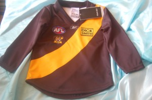 AFL Richmond Tigers jumper ,  jersey , guernsey