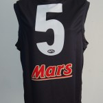 carlton chris judd no 5 jumper