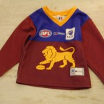 baby lions jumper for summer