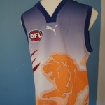 Lions Footy Jumper