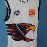 wce eagles new jumper