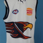 wce eagles footy jumper