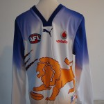 lions footy jumper for Christmas ?