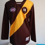 tigers retro jumper