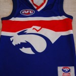 Bulldogs jumper