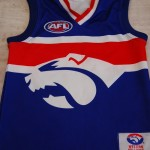 doggies footy jumper