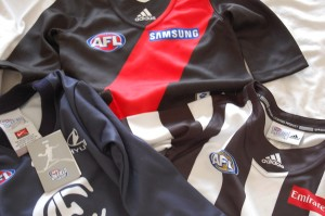 AFL jumpers
