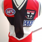 Saints Retro Jumper
