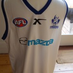 Kangaroos Footy Jumper
