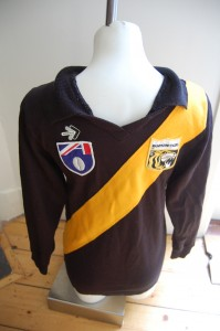Hafey's Tigers Footy Jumper