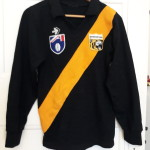 Tigers Vintage Footy Jumper