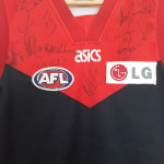 AFL Melbourne Demons Football Guernsey