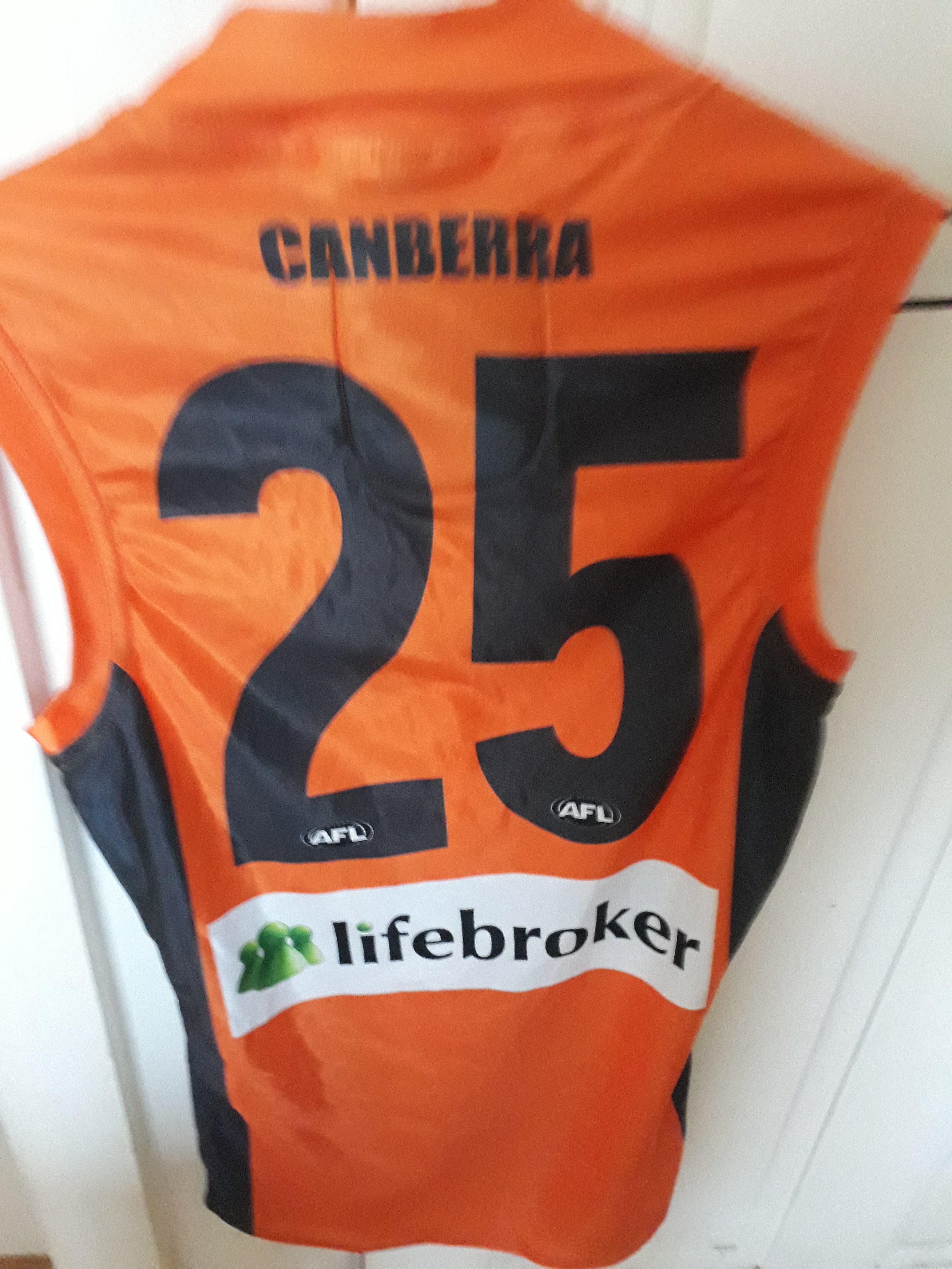 Giants Guernsey